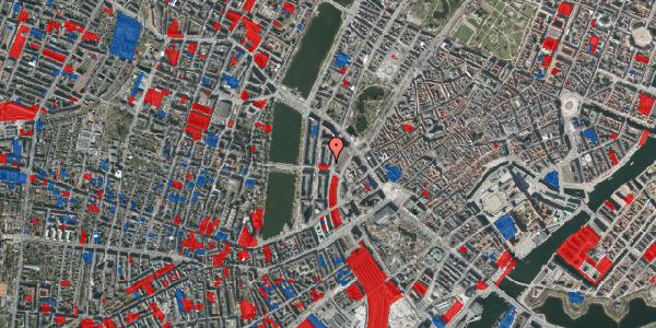 Jordforureningskort på Vester Farimagsgade 27, 1. tv, 1606 København V