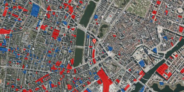 Jordforureningskort på Vester Farimagsgade 27, 5. th, 1606 København V