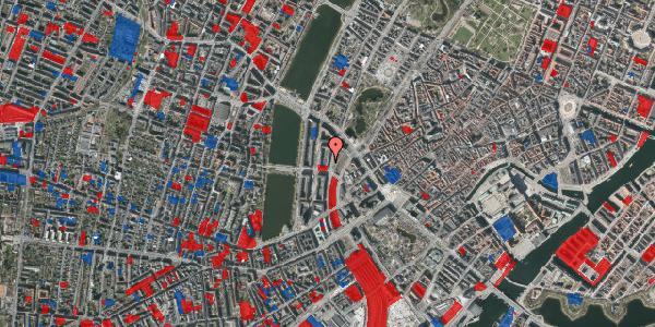 Jordforureningskort på Vester Farimagsgade 29, 1. tv, 1606 København V