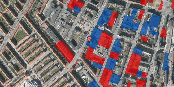 Jordforureningskort på Vibevej 27, 1. th, 2400 København NV