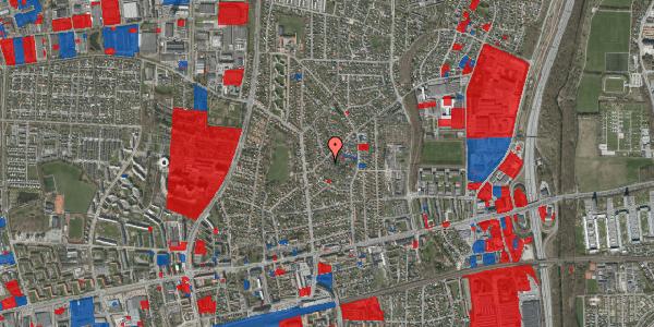 Jordforureningskort på Langagervej 12, 2600 Glostrup