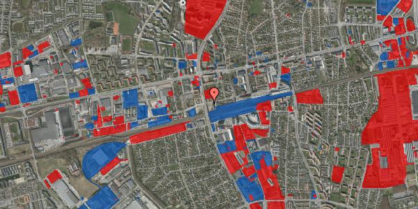 Jordforureningskort på Sydvestvej 49A, st. 4, 2600 Glostrup