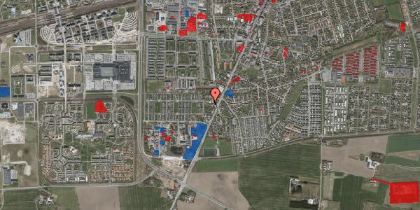 Jordforureningskort på Taastrup Hovedgade 158E, 2630 Taastrup