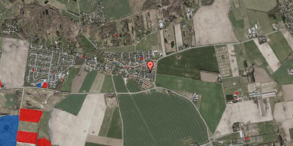 Jordforureningskort på Landsbygaden 4C, . 8, 2630 Taastrup