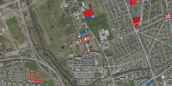Jordforureningskort på Alarmpladsen 6, 2650 Hvidovre