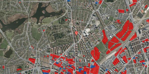 Jordforureningskort på Bispeparken 17A, 2400 København NV