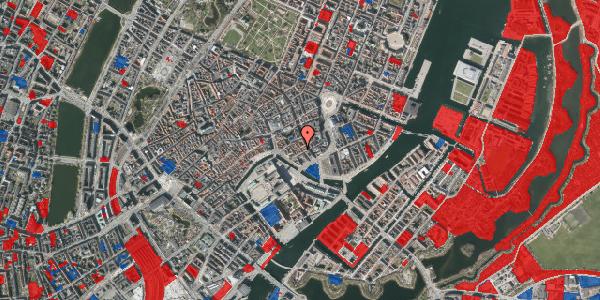Jordforureningskort på Dybensgade 19, 1071 København K