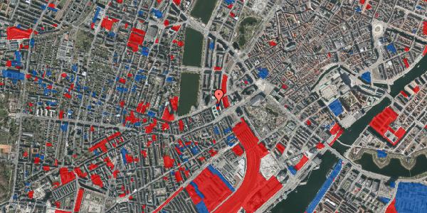 Jordforureningskort på Ved Vesterport 9, 1612 København V