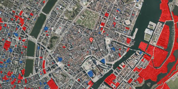 Jordforureningskort på Købmagergade 24, 1150 København K