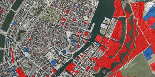 Jordforureningskort på Nyhavn 12B, st. , 1051 København K