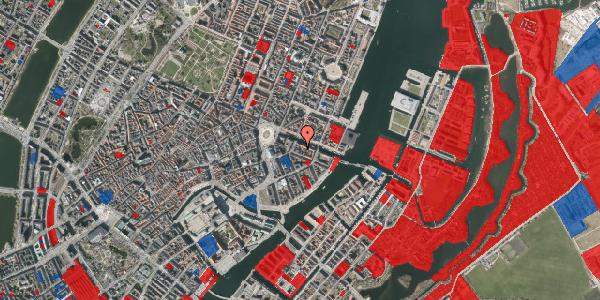 Jordforureningskort på Nyhavn 12D, 1. tv, 1051 København K