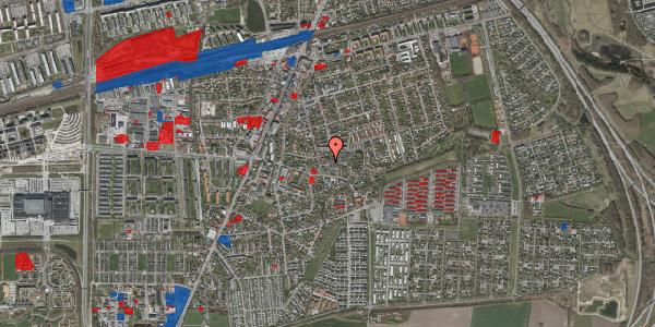 Jordforureningskort på Valbyvej 47D, 2630 Taastrup