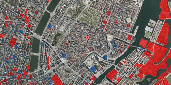 Jordforureningskort på Niels Hemmingsens Gade 24, 1. , 1153 København K