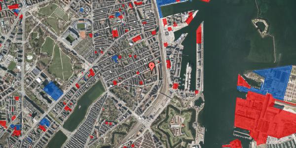 Jordforureningskort på Arendalsgade 6A, 2100 København Ø