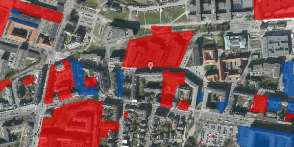 Jordforureningskort på Howitzvej 51B, 2. th, 2000 Frederiksberg