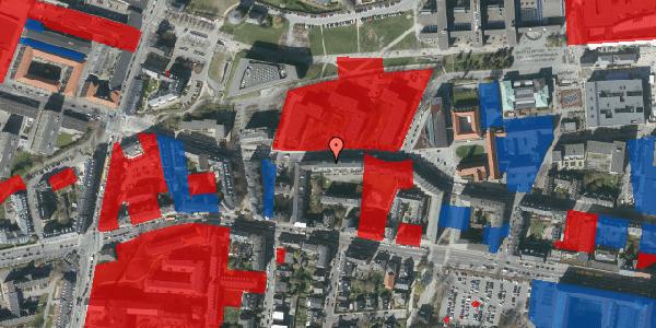Jordforureningskort på Howitzvej 51B, 2. tv, 2000 Frederiksberg