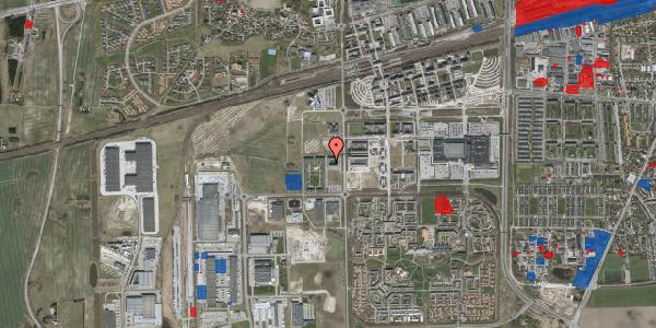 Jordforureningskort på Niebuhr Gade 8, st. , 2630 Taastrup