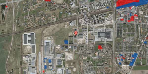 Jordforureningskort på Niebuhr Gade 10, 1. , 2630 Taastrup