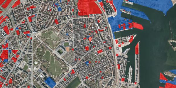 Jordforureningskort på Gammel Kalkbrænderi Vej 9B, 2100 København Ø