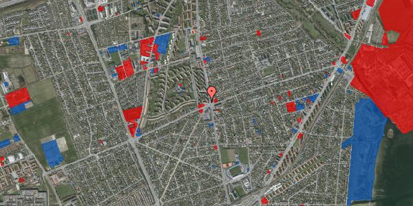 Jordforureningskort på Hvidovrevej 336B, st. th, 2650 Hvidovre
