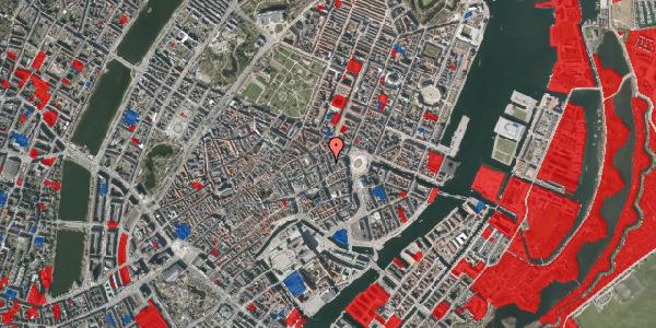Jordforureningskort på Ny Østergade 7, st. , 1101 København K