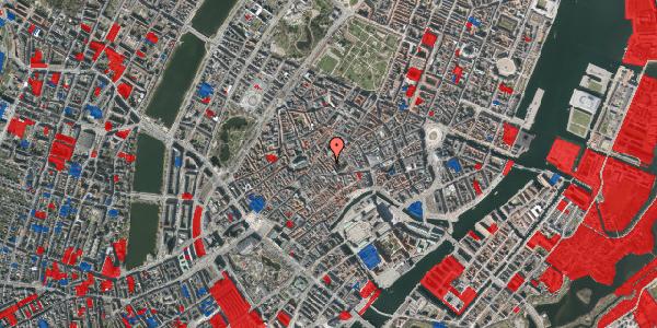 Jordforureningskort på Gråbrødretorv 17A, 1. th, 1154 København K
