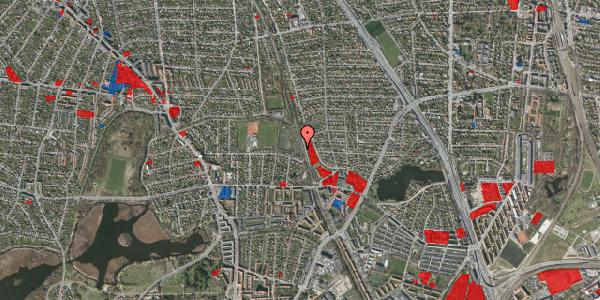 Jordforureningskort på Rødhalsgangen 4, 2400 København NV
