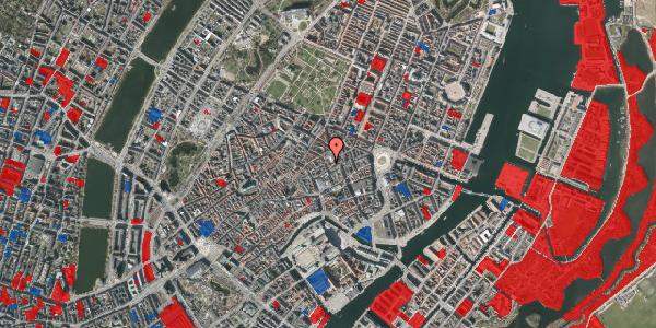 Jordforureningskort på Pilestræde 30A, 1. , 1112 København K