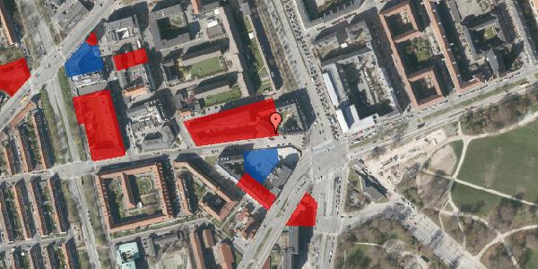 Jordforureningskort på Aldersrogade 6A, 1. , 2100 København Ø