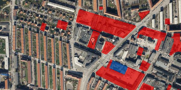 Jordforureningskort på Rentemestervej 78E, st. tv, 2400 København NV