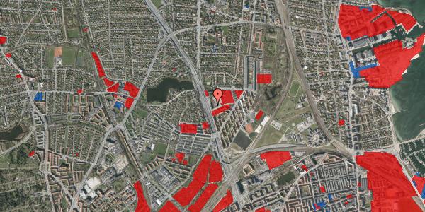 Jordforureningskort på Gartnerivej 1A, st. 2, 2100 København Ø