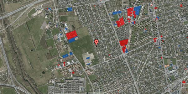 Jordforureningskort på Hf. Dahlia 64, 2650 Hvidovre
