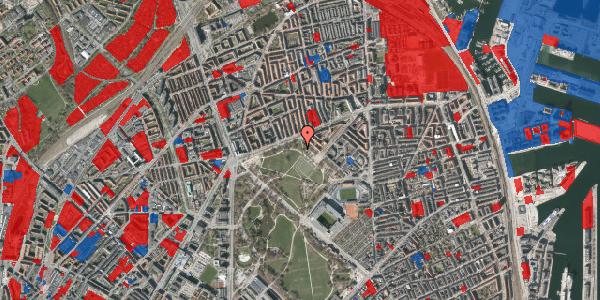 Jordforureningskort på Serridslevvej 47, 2100 København Ø