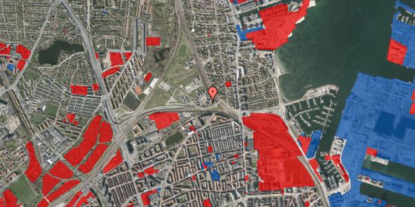 Jordforureningskort på Svanemøllens Kaserne 10, 2100 København Ø
