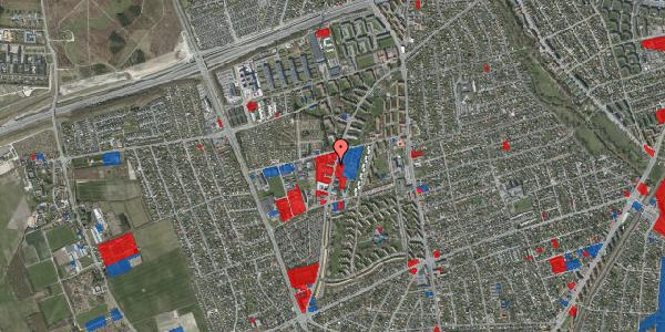 Jordforureningskort på Arnold Nielsens Boulevard 62B, 1. , 2650 Hvidovre