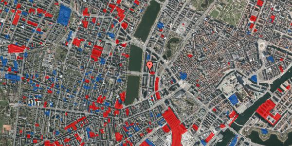 Jordforureningskort på Kampmannsgade 4, 3. , 1604 København V