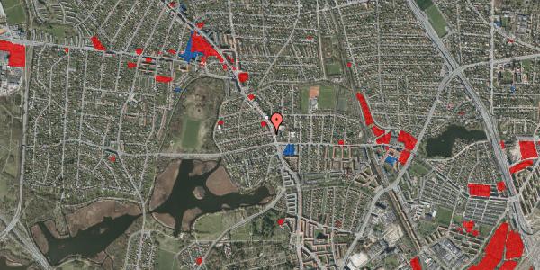 Jordforureningskort på Højmosevej 1B, 2400 København NV