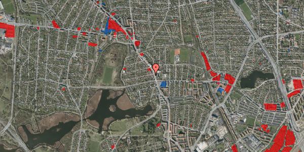 Jordforureningskort på Højmosevej 1C, 2400 København NV