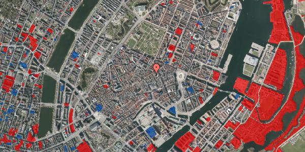 Jordforureningskort på Pilestræde 35B, 1. tv, 1112 København K