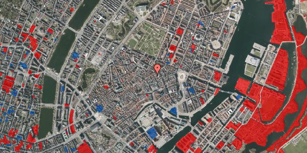 Jordforureningskort på Pilestræde 35B, 3. 3, 1112 København K
