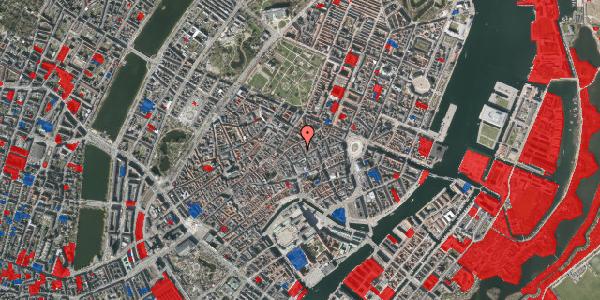 Jordforureningskort på Pilestræde 35D, st. , 1112 København K