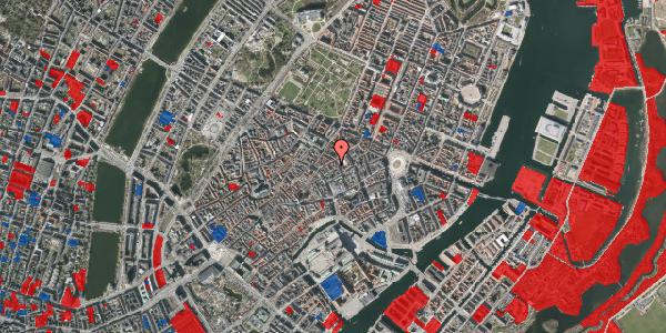 Jordforureningskort på Pilestræde 35F, 3. , 1112 København K