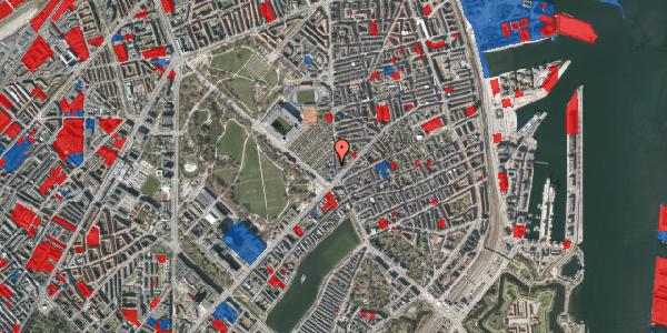 Jordforureningskort på Østerbrogade 39A, st. , 2100 København Ø
