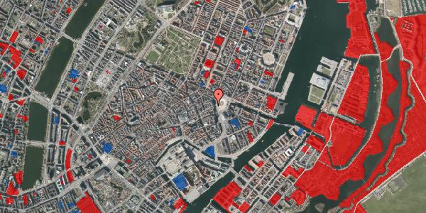 Jordforureningskort på Østergade 2A, 2. , 1100 København K