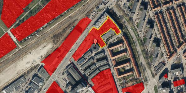 Jordforureningskort på Emblasgade 1, 2. 8, 2100 København Ø