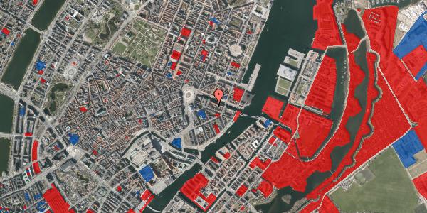Jordforureningskort på Nyhavn 12A, 1. th, 1051 København K