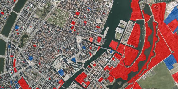 Jordforureningskort på Nyhavn 12A, 4. th, 1051 København K