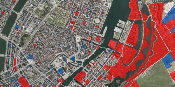 Jordforureningskort på Nyhavn 12D, st. , 1051 København K