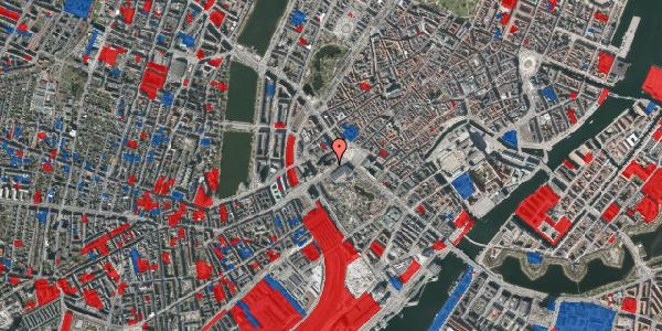 Jordforureningskort på Vesterbrogade 2B, 1620 København V