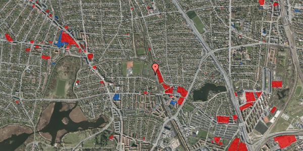 Jordforureningskort på Rødhalsgangen 32, 2400 København NV